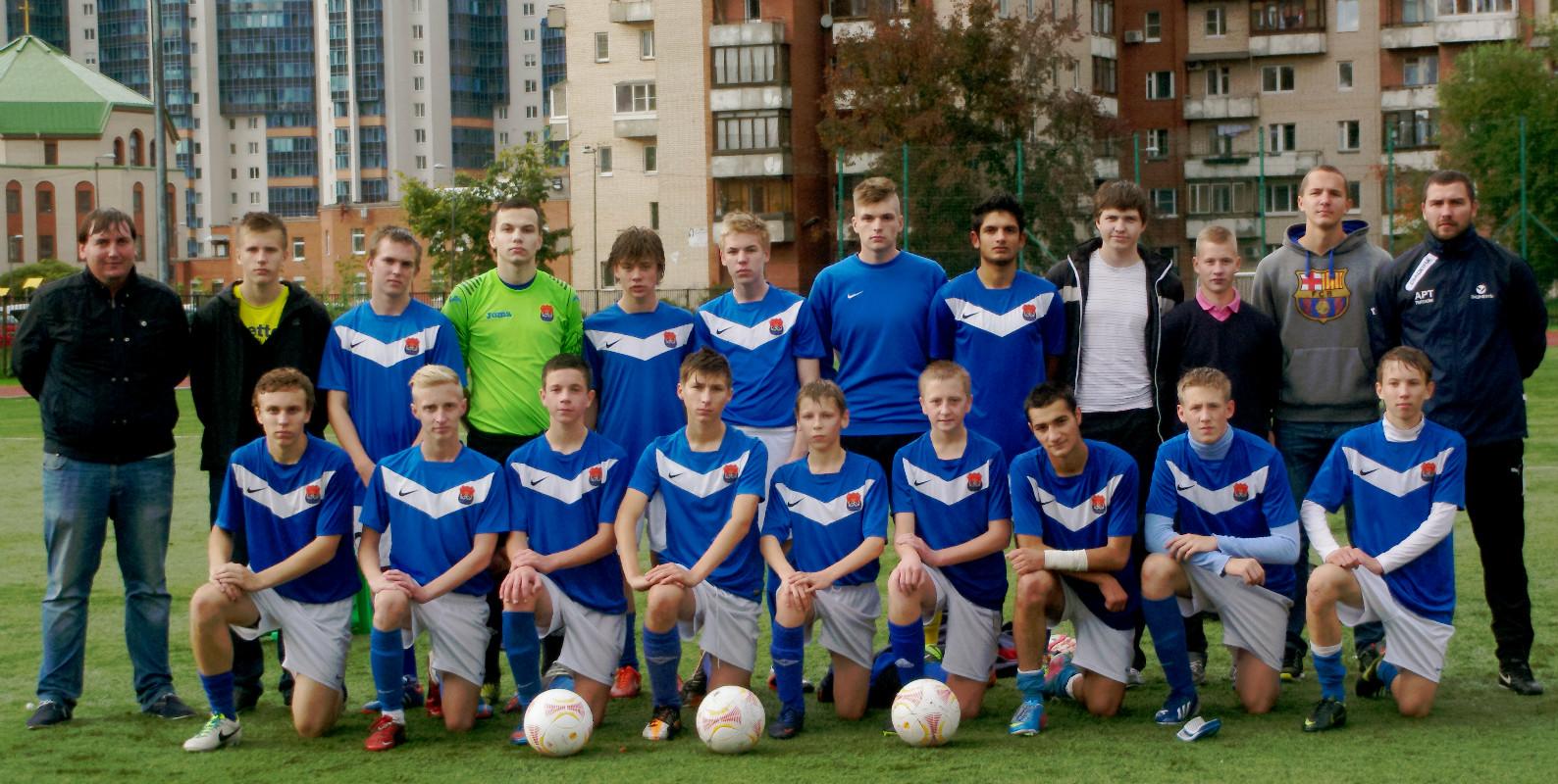 Команда АВТОВО 1997 года рождения
