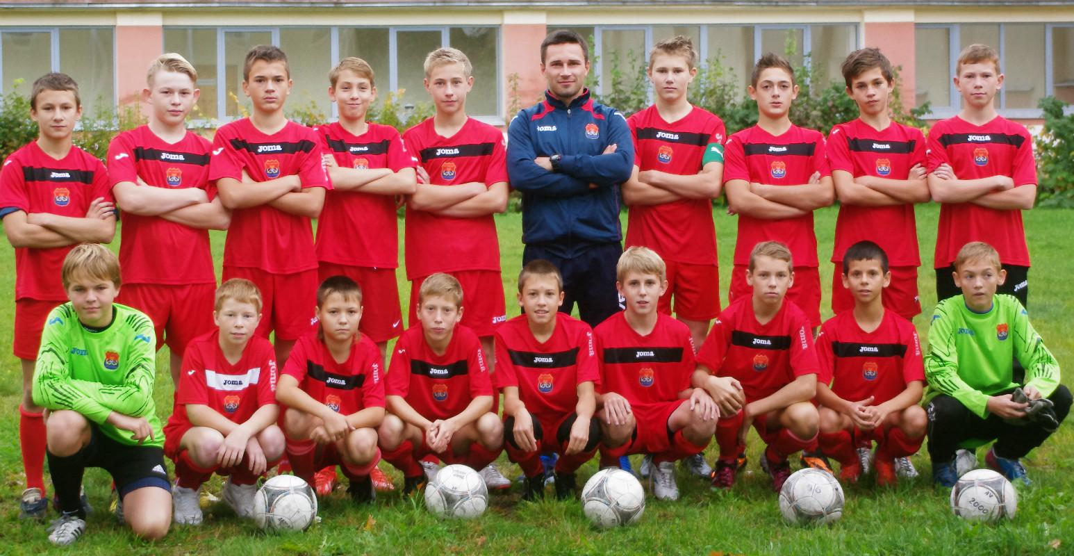 Команда АВТОВО 2000 года рождения