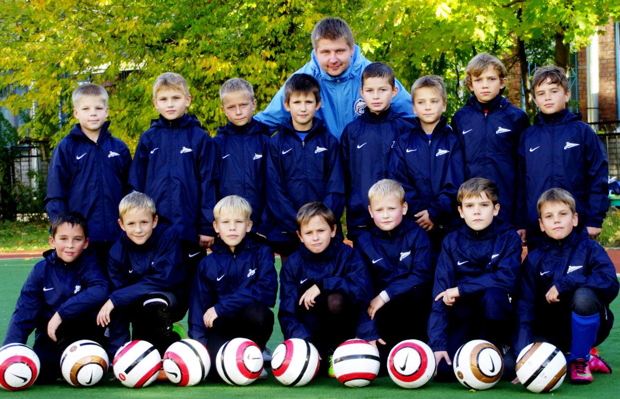 Команда АВТОВО 2004 года рождения